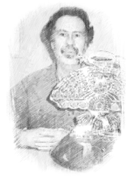 Greg Campbell (b.1951)