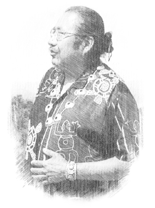 Norbert Peshlakai (b. 1953)