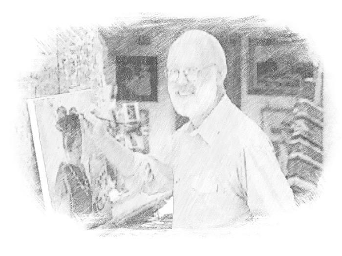 Ray Swanson, CA (1937-2004)