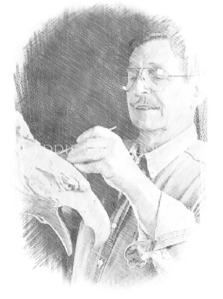 Fritz White, CA (1930-2010)