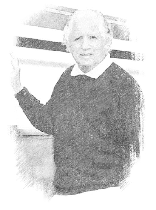 Carl Hantman (b. 1933)