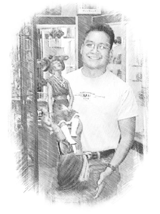 "Alfred ""Bo"" Lomahquahu (b. 1964)"