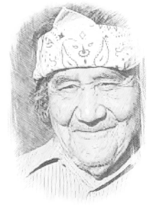 Harrison Begay (1917-2012)